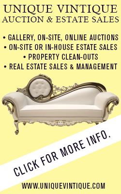 Unique Vintique Auction & Estate Sales