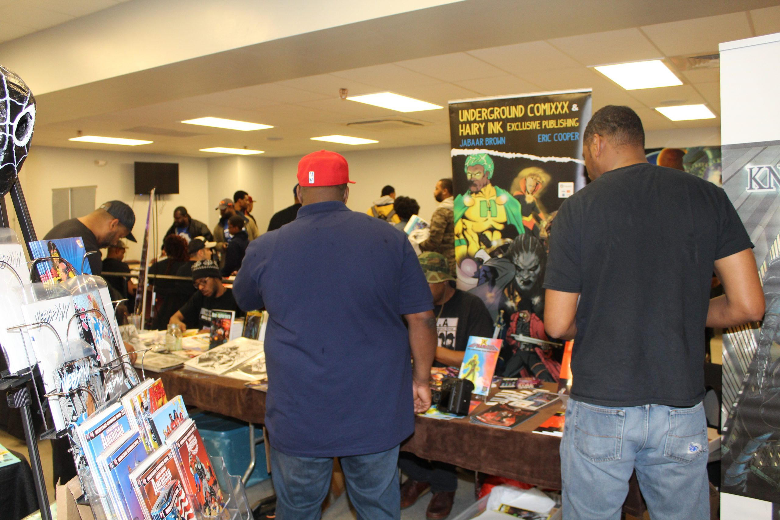 East Coast Black Age of Comics Convention