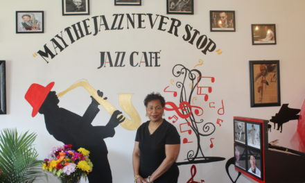 May The Jazz Never Stop Jazz Café