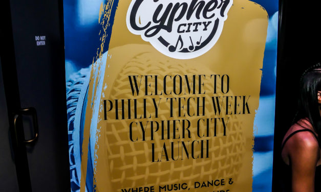 Music, Dance and Technology Collide at Cypher City
