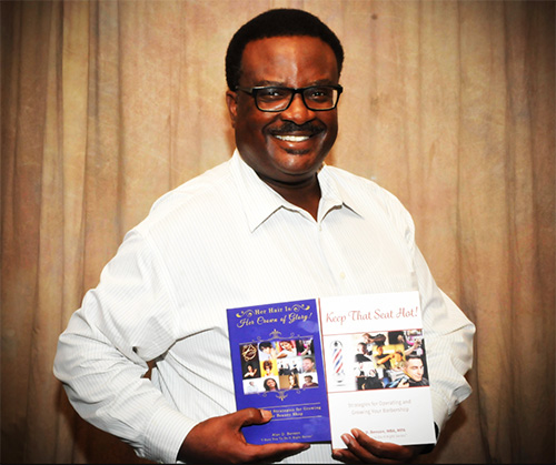 Books Aim to Strengthen the Business of Black-Owned Barber Shops and Hair Salons