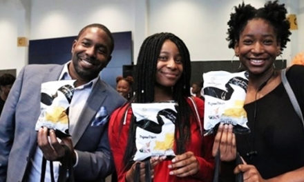 Father and 2 Daughters, Founders of a Black-Owned Potato Chip Brand, Celebrate 50,000 Bags Sold in Less Than One Year!