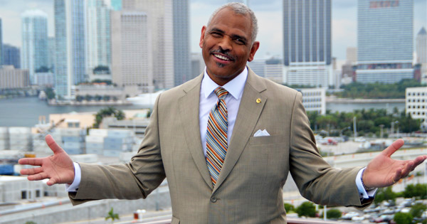 Meet the Black CEO of Carnival Cruises