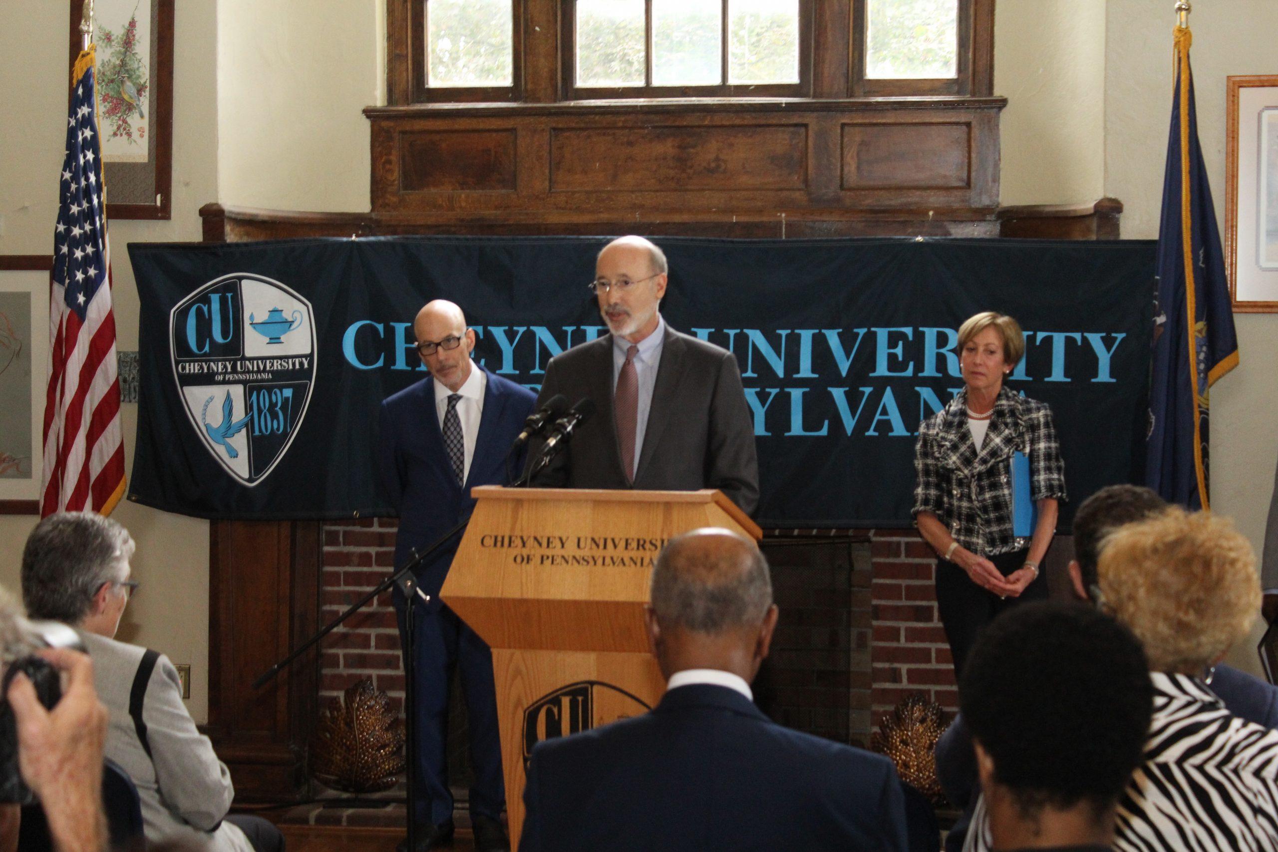 Cheyney University Announces Innovative New Partnerships