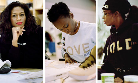 Meet the 3 Black Women Who Designed Lebron James' New Nike Shoes