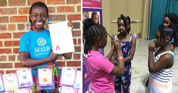 12-Year Old Black CEO Micro-Franchising Her Company to Help Other Young Girls Start Businesses