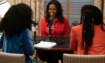 "Michelle Obama's ""Becoming"" Will Soon be a Classroom Curriculum For Young Black Girls"