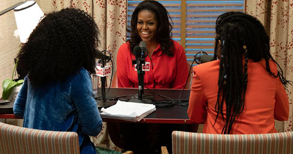 """Michelle Obama's """"Becoming"""" Will Soon be a Classroom Curriculum For Young Black Girls"""