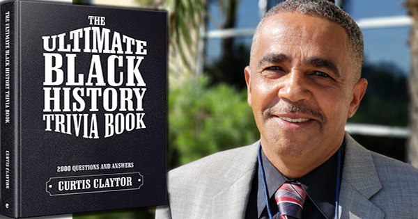500-Page Book Features 2,000 Black History Trivia Questions & Answers