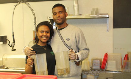 Jersey Couple Finds Joy and Profit in Health Bar