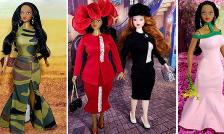 Black Woman-Owned Company Launches New Line of Dolls With Trendy Fashions