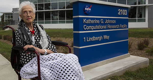 Katherine Johnson Gets a NASA Facility Named in Her Honor