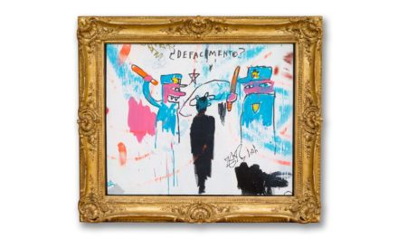 New Basquiat Exhibit at Guggenheim in NY