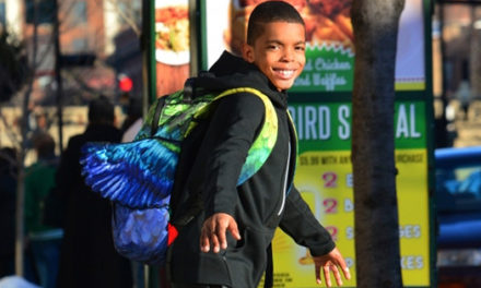"This 11-Year Old Has Helped 20,000 Homeless People By Giving Them ""Blessing Bags"""