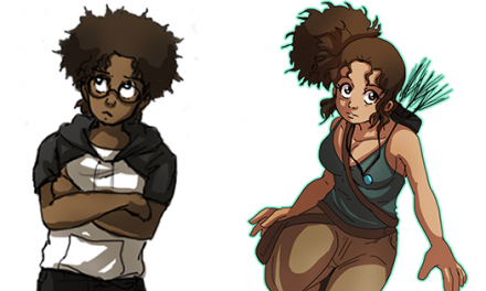 Introducing One of the First Ever Anime-Style Comic Series With Black Characters
