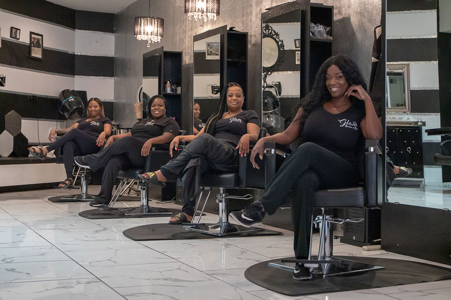 The Glam Salon and Spa, Offers All You'll Ever Need