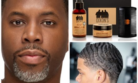 Barber-Comedian Turned Entrepreneur Launches New Line of Black Men's Hair Grooming Products
