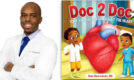 New Children's Book Series Encourages Black Boys to Become Doctors