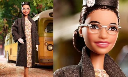 Rosa Parks to Be Honored With Her Very Own Barbie Doll