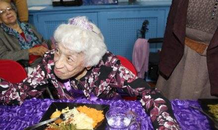 Ruth Louise Brazington Chandler Celebrates Her 100th Birthday