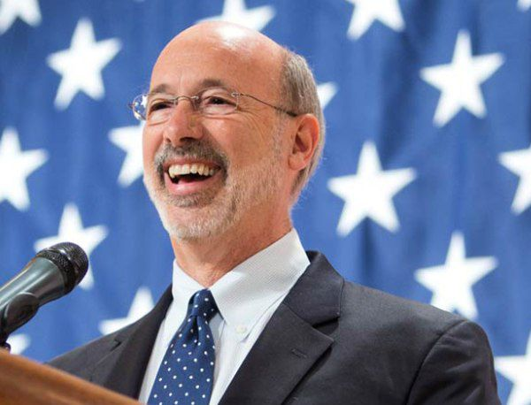 Thank You Governor Wolf