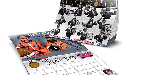 New 2020 Calendar Celebrates Black Women Trailblazers