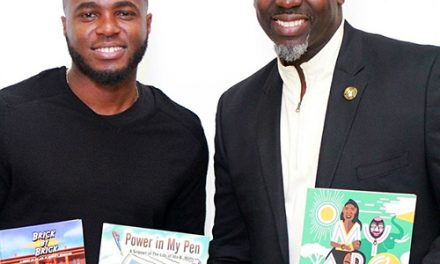 Founders of Children's Book Publishing Company Launch Black History Month Curriculum Giveaway