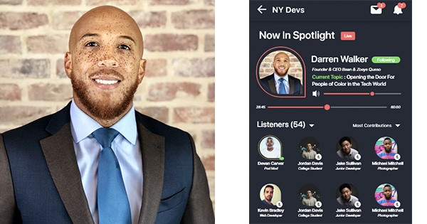 This Black-Owned Social Media App is an Alternative to Clubhouse That Offers More Than Just Talk