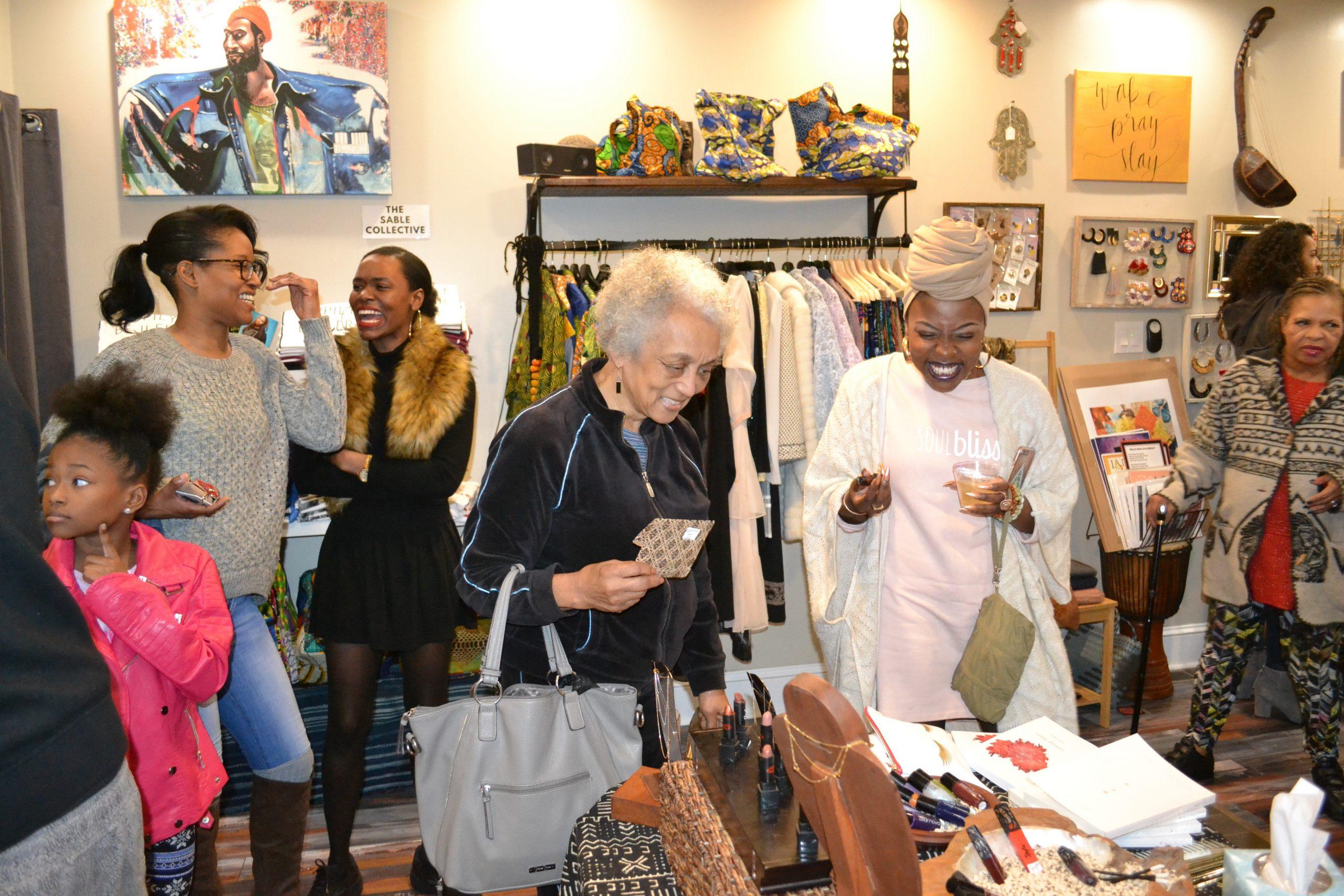 The Sable Collective: A Cooperative Boutique