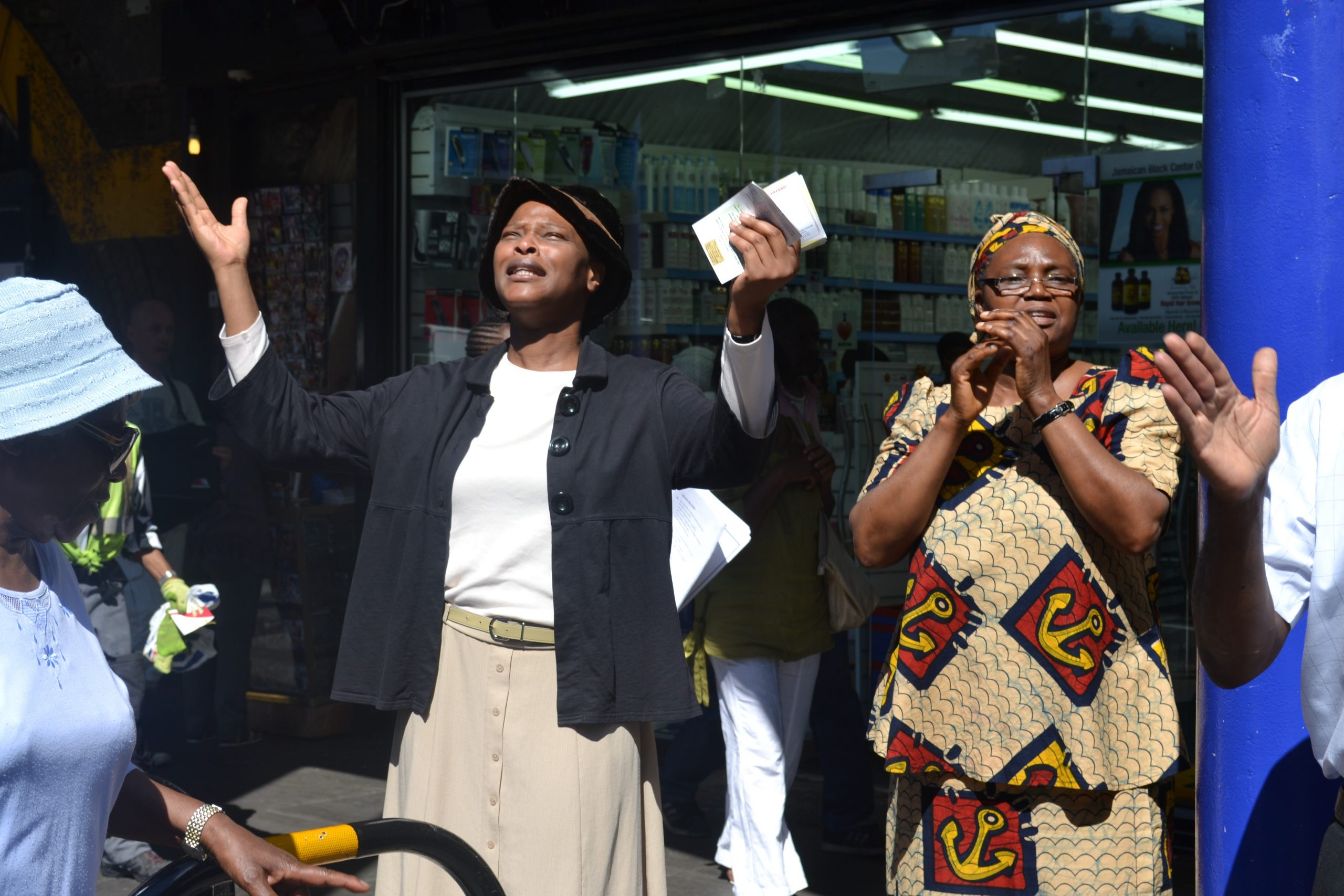 The State of the Black Diaspora