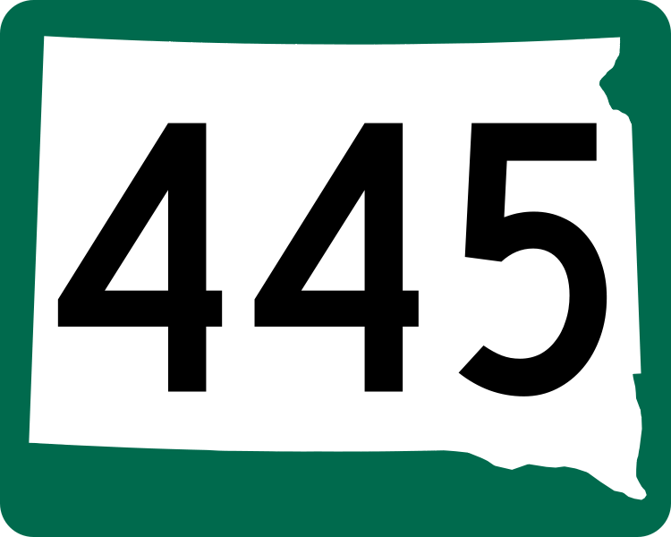 What's the (445)?