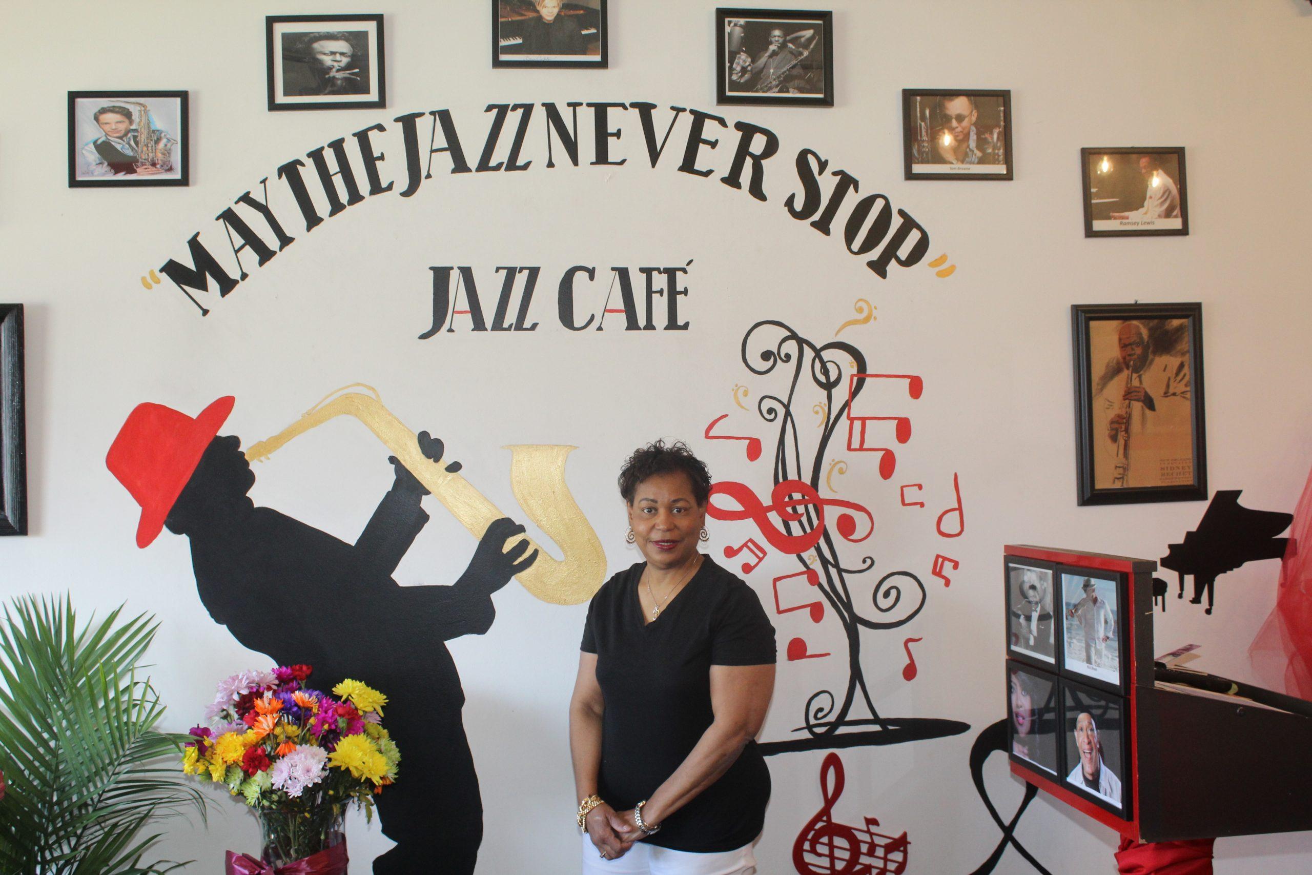 May The Jazz Never Stop Jazz Café