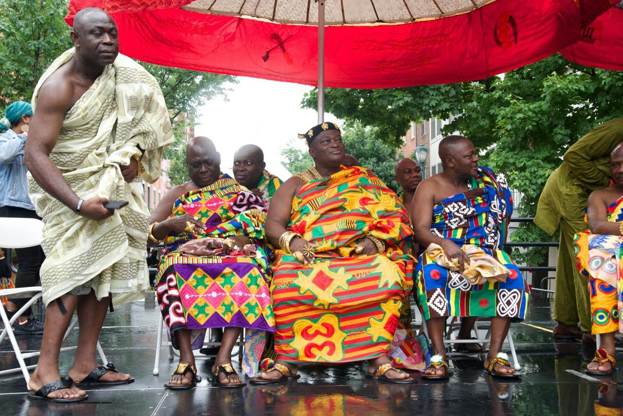 Odunde 2018: The Ancestors Tears Washed Away Our Fears