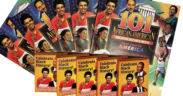 New Black History Card Game Helps Parents Teach Their Children About Their Heritage