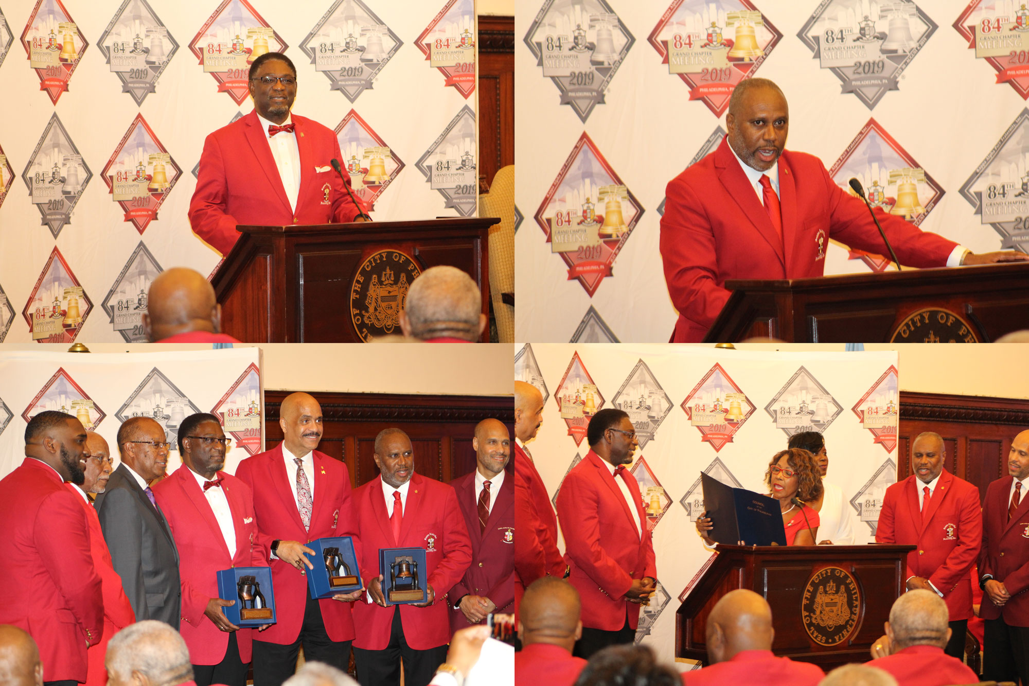 Kappa Alpha Psi Fraternity Is Coming to Philadelphia in 2019