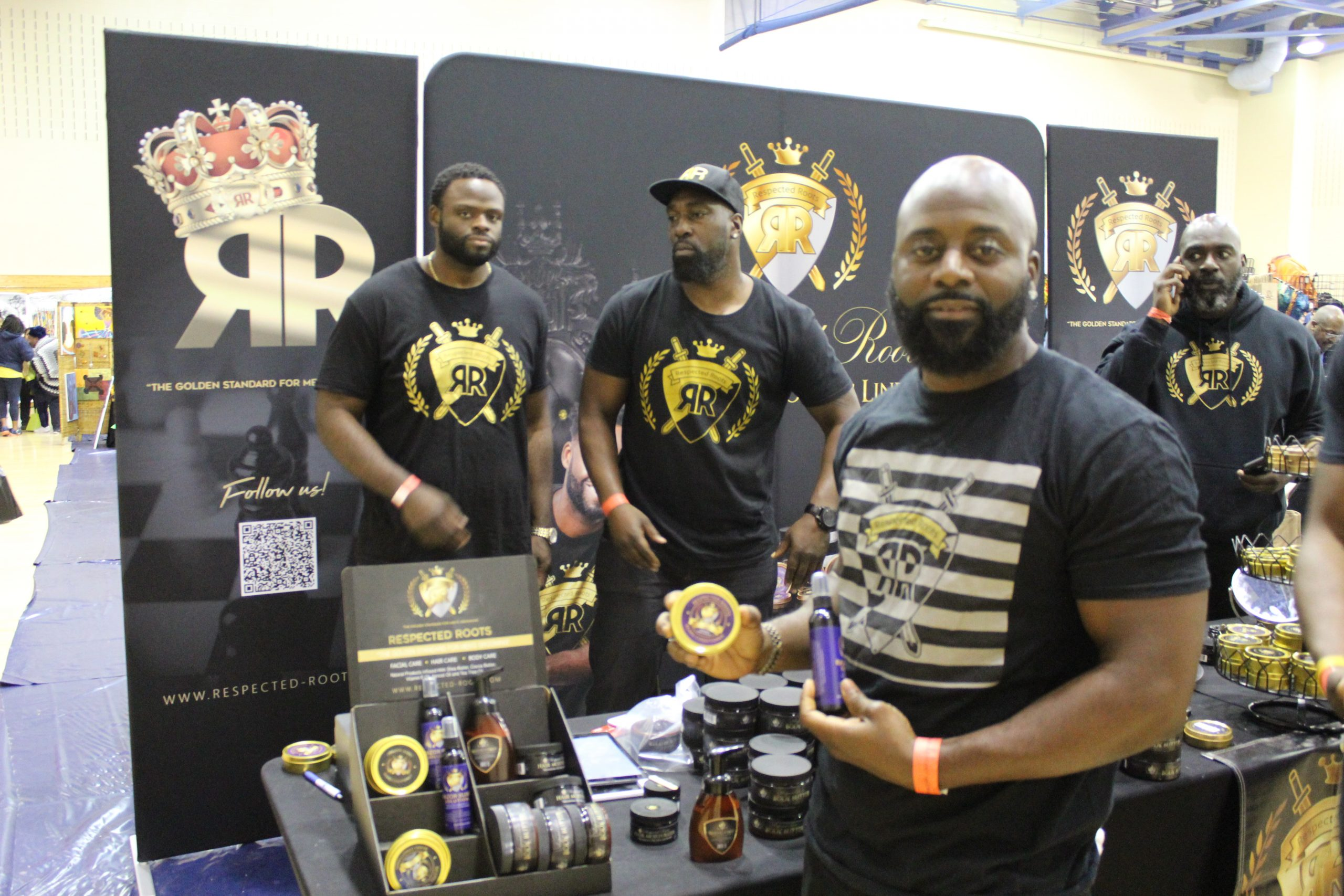 Respected Roots Men's Grooming Company