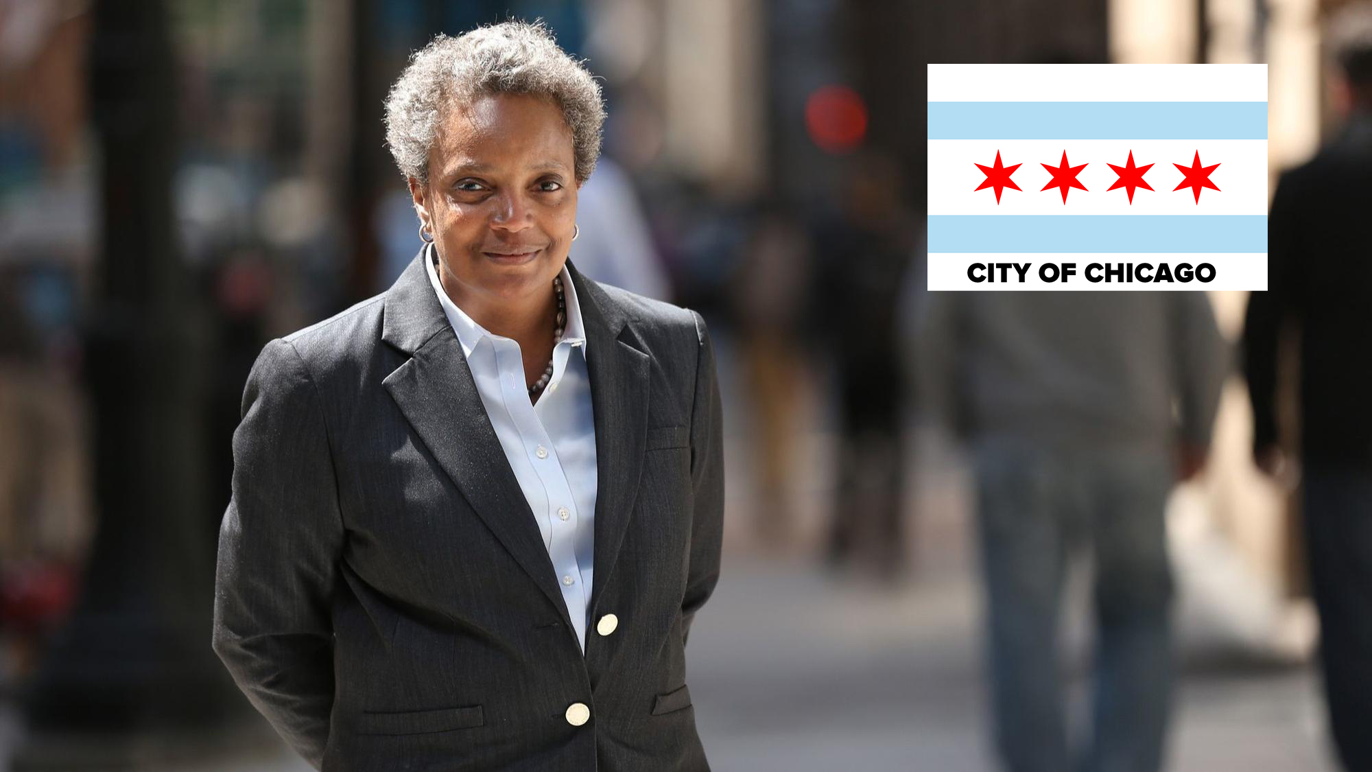Chicago's New Mayor is a Black Woman — For the First Time Ever!