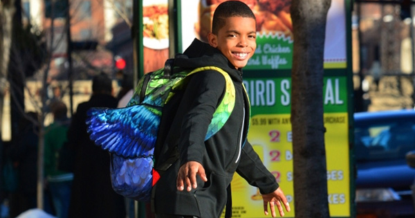 """This 11-Year Old Has Helped 20,000 Homeless People By Giving Them """"Blessing Bags"""""""