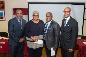 Philly Kappas Donate To Cheyney and Lincoln Universities