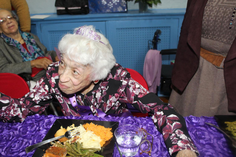 Ruth Louise Brazington Chandler Celebrates Her 100th Birthday