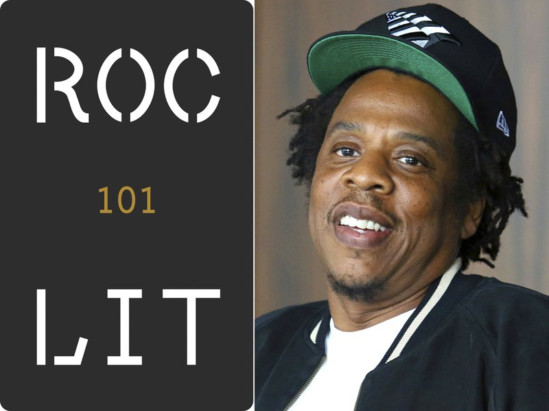 Jay-Z's Roc Nation forms book publisher with Random House