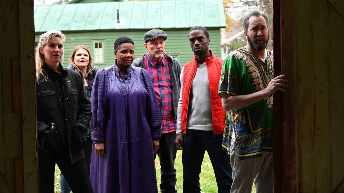 Tony Award-Winning Black Actress Produces Horror Film About American Politics