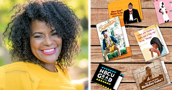 Black-Owned Greeting Card Brand Now Offers In-Store Pickup at Walgreens